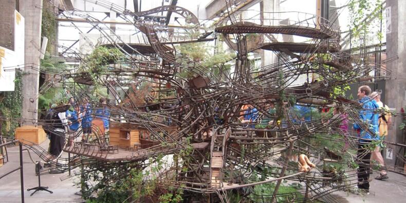 Nantes : la folie des grandeurs des Machines de l'île