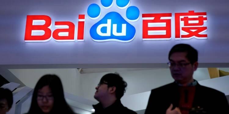 Baidu: 2e trimestre supérieur aux attentes avec la publicité
