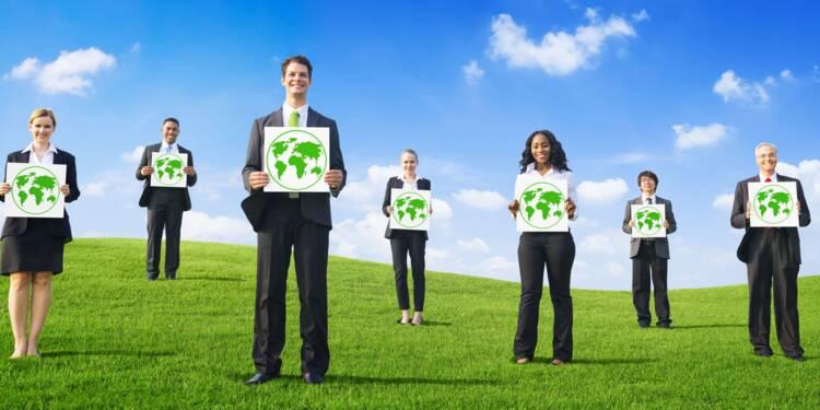 Les 20 start-up qui secouent le business vert