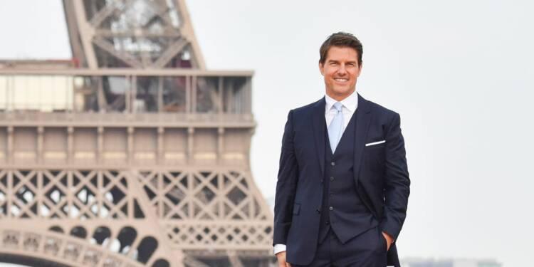 Mission Impossible : combien Tom Cruise a-t-il déboursé pour tourner à Paris?