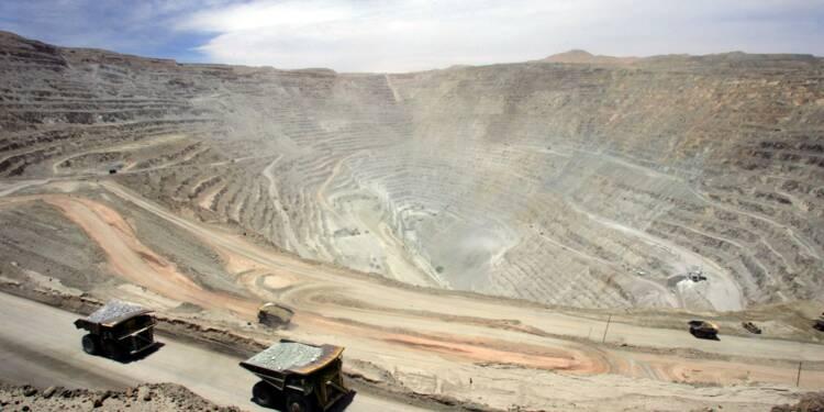 Chili: grève dans la mine de cuivre géante de Codelco à Chuquicamata
