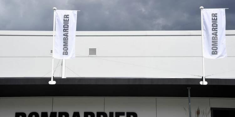 Bombardier: Ebitda en hausse au 2e trimestre, recentrage sur la production