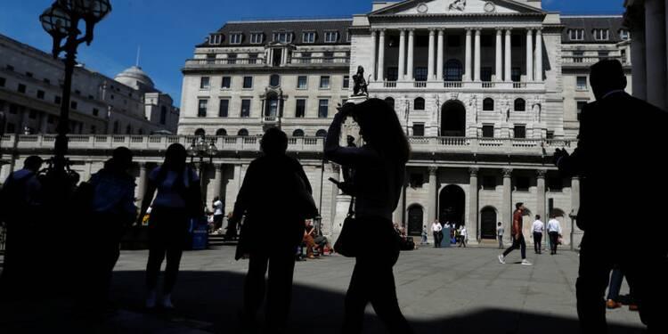 La BoE s'inquiète du risque élevé d'un Brexit sans accord