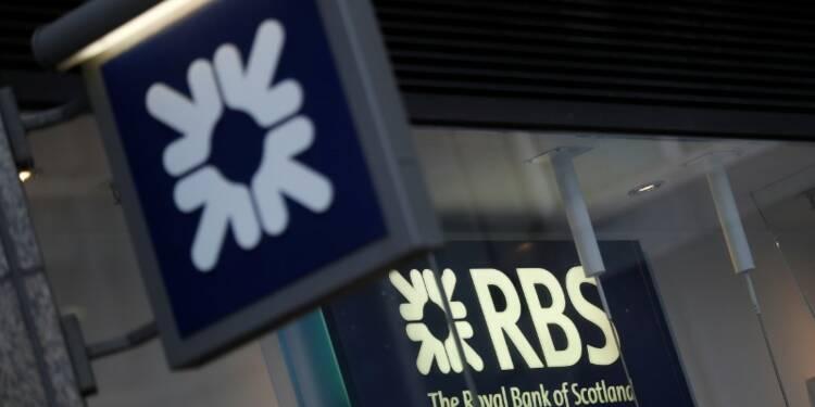 RBS saluée en Bourse après son retour au dividende