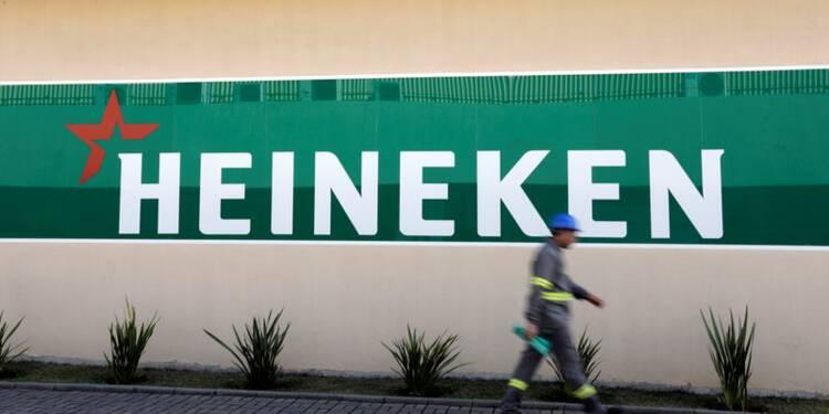 Heineken s'entend avec CR Beer, le premier brasseur chinois