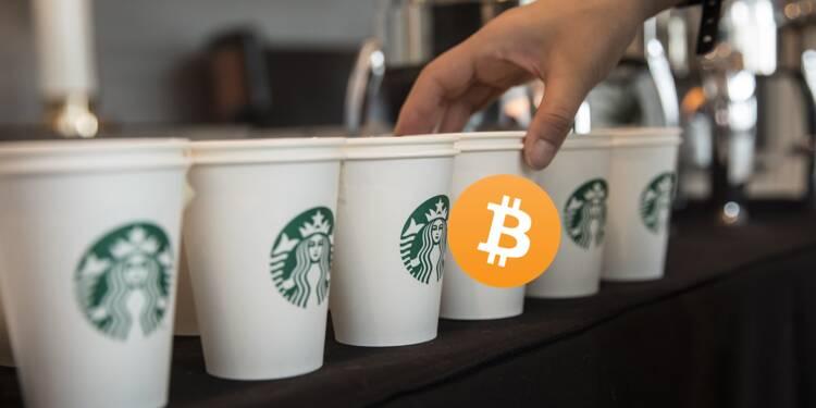 La Bourse de New York s'associe à Starbucks pour lancer un écosystème global dédié au Bitcoin