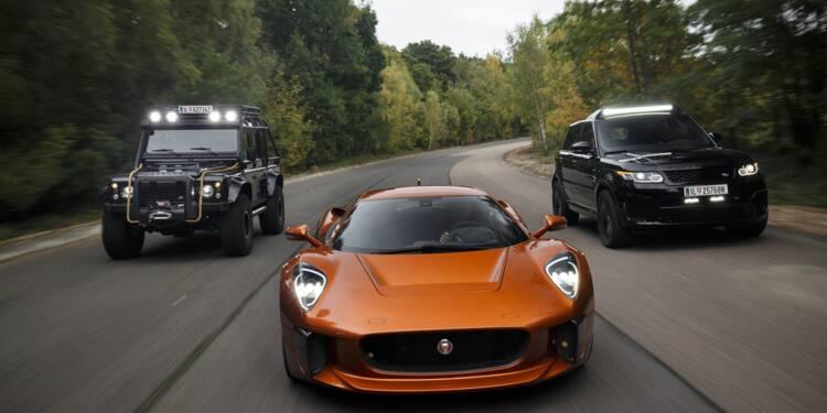Range Rover Evoque 2, nouveau Defender, Jaguar XJ… le constructeur anglais prépare une véritable révolution