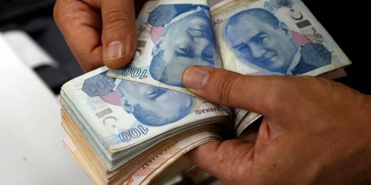 La Livre Turque Touche Un Nouveau Plus Bas Contre Le Dollar