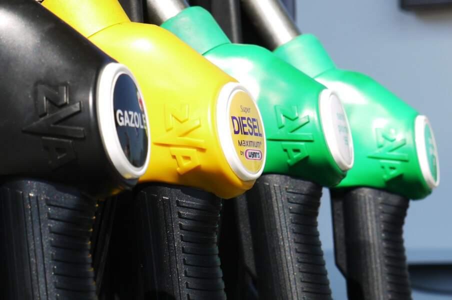 Carburants : +22% pour le diesel et +8% pour l'essence en 18 mois