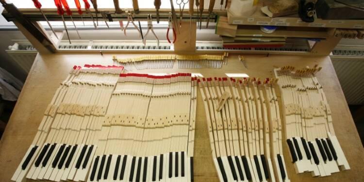 Steinway suscite l'intérêt du conglomérat public China Poly