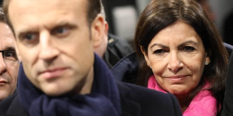 Le marché de Marcel Campion aux Tuileries, un coup de l'Elysée contre Anne Hidalgo?