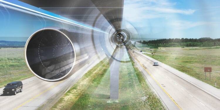 Un petit village français veut son train du futur — Hyperloop