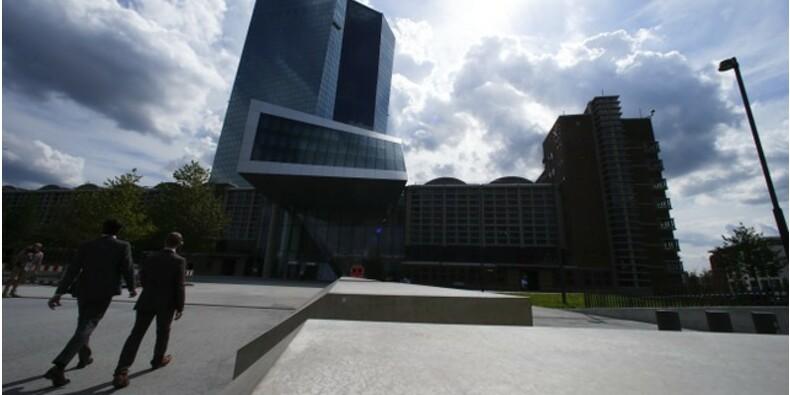 La BCE souligne la montée des risques liés aux droits de douane
