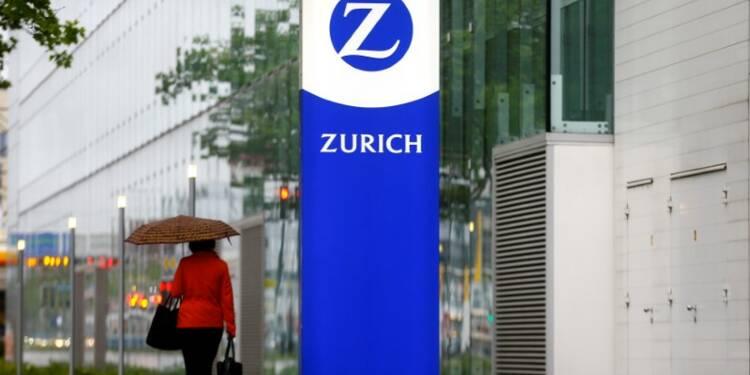 Zurich Insurance bat le consensus au 1er semestre