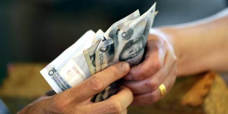 Chine: L'inflation décélère au niveau des prix producteurs