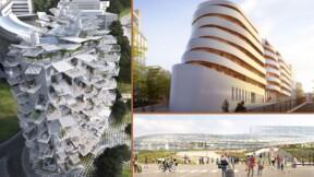 Tour futuriste, nouvelle gare... ces 9 neuf chantiers spectaculaires s'achèvent près de chez vous