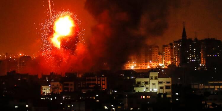 Gaza: les groupes palestiniens disent arrêter les tirs après une nuit d'hostilités