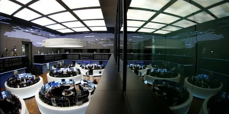 L'Europe finit en baisse, les banques plombées par la crise turque