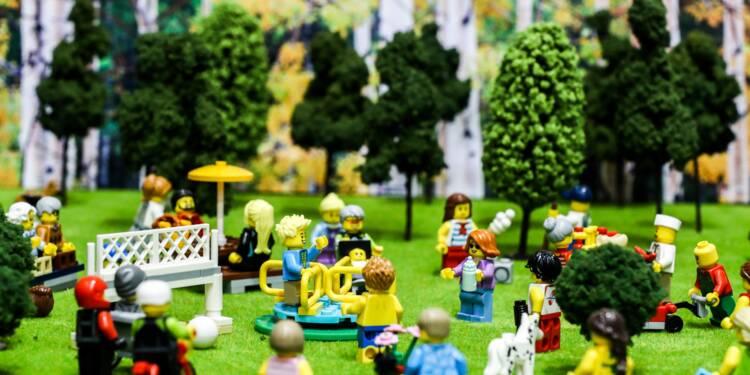 Lego sort de nouvelles pièces en canne à sucre