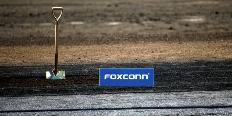 Foxconn: Le bénéfice baisse avant la sortie de nouveaux produits