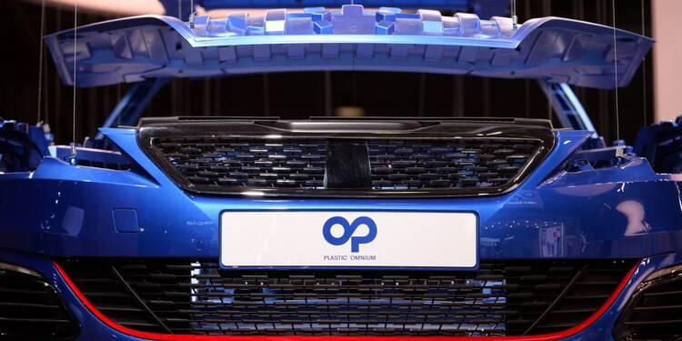 Le conseil Bourse du jour : Plastic Omnium, un potentiel de hausse explosif sur l'équipementier automobile !