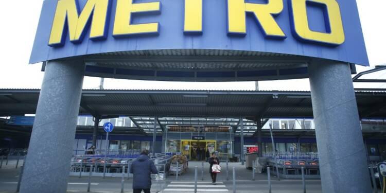 Ceconomy va réduire ses coûts après une dépréciation de Metro