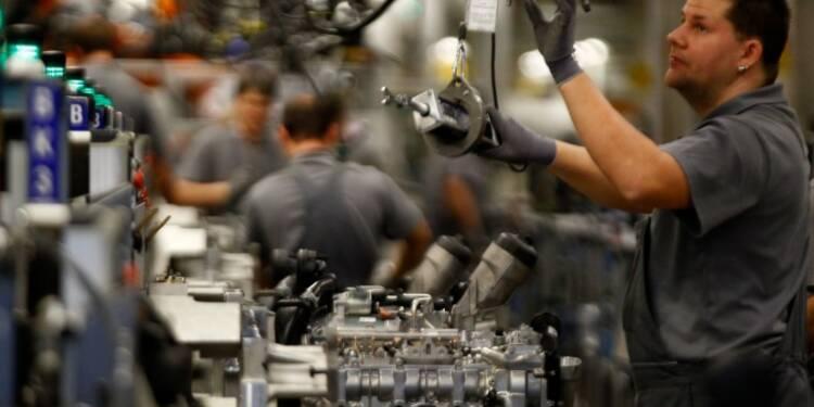 L'économie allemande en croissance plus forte que prévu au 2e trimestre