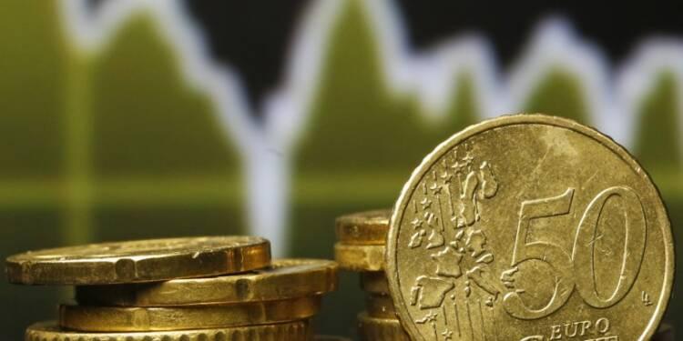 Zone euro: La croissance du deuxième trimestre revue en hausse