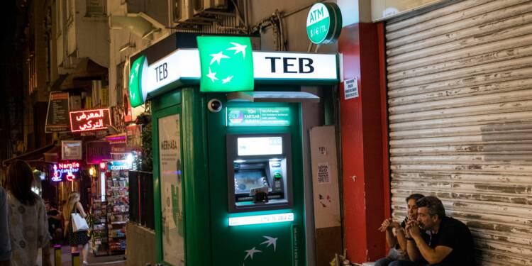 Nos banques sont-elles lourdement exposées au risque turc ?