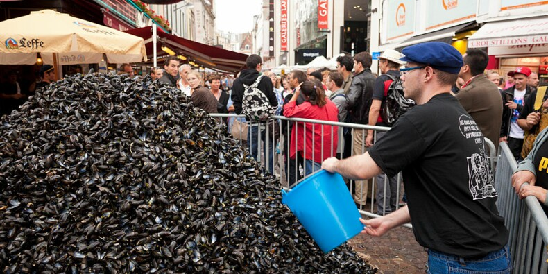Braderie de Lille : Martine Aubry s'attaque au prix des moules-frites