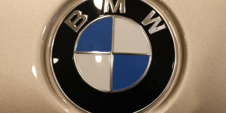 BMW envisagera de se renforcer dans sa JV chinoise