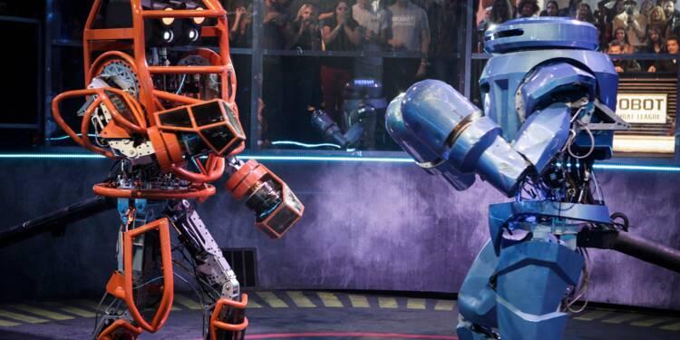 Robots : au congrès mondial, ils s'affrontent sur le plan économique... et sur le ring !