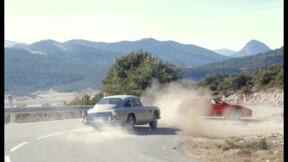 Aston Martin relance la DB5 Goldfinger de James Bond!