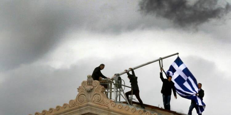 Les tensions retardent le retour de la Grèce sur les marchés