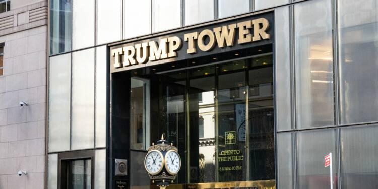 À vendre : duplex de 570 m2 à New York. Votre voisin ? Donald Trump.