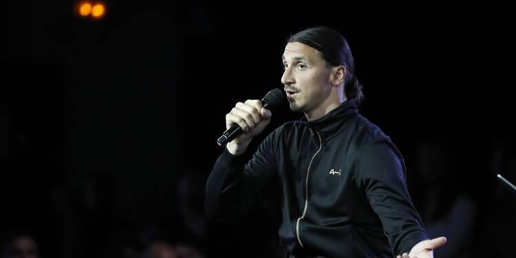 La marque de sport de Zlatan Ibrahimovic en pleine déroute financière