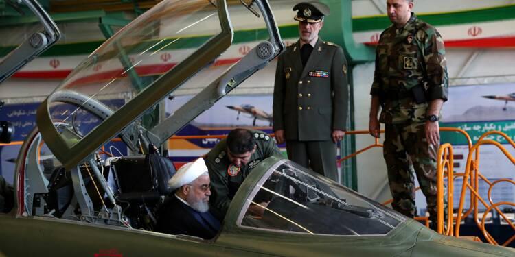 "Premier avion de combat ""de fabrication 100% iranienne"""