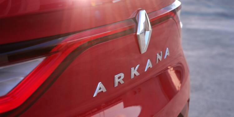 Renault Arkana : le premier SUV coupé d'un constructeur généraliste?