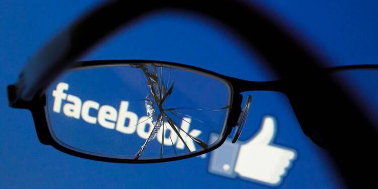 Sur Facebook, vous êtes peut-être notés de 0 à 1
