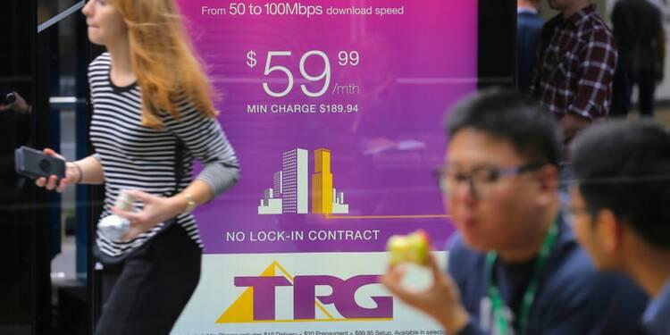 Australie: TPG Telecom discute avec Vodafone, envolée de l'action