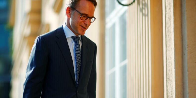 La BCE doit resserrer sa politique sans attendre, dit Weidmann