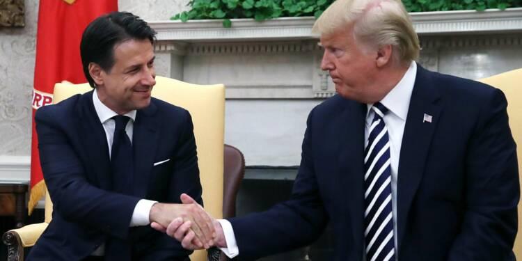 L'étonnante proposition de Donald Trump aux Italiens