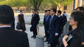Fin des discussions commerciales sino-américaines à Washington