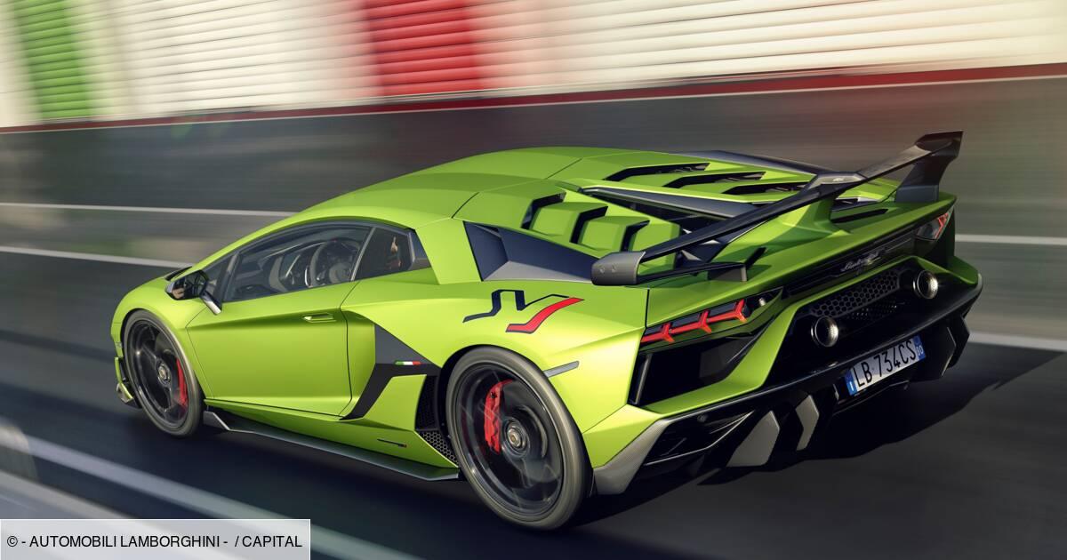 Lamborghini Aventador Svj Puissance Design Motorisation Prix Tout Savoir Sur La Nouvelle Hypercar Italienne Capital Fr