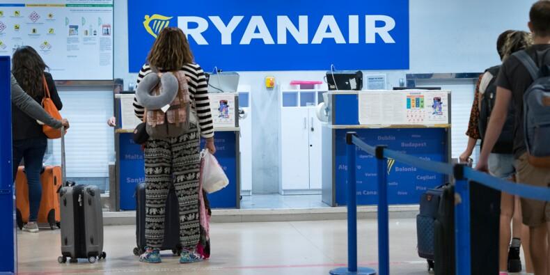 Grèves : l'impressionnant montant que Ryanair doit aux passagers européens