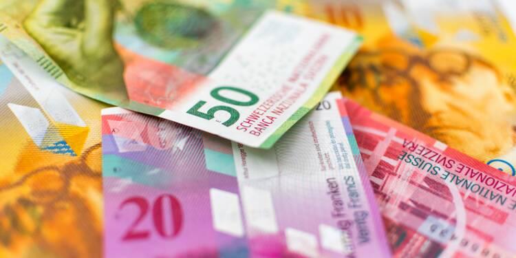 En Suisse, le nombre de billets en circulation a explosé