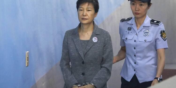 L'ex-présidente sud-coréenne Park condamnée à 25 ans de prison en appel