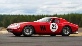 Une Ferrari rarissime adjugée pour un montant jamais vu !