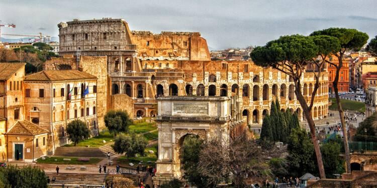 Dette de l'Italie : les signes qui inquiètent les marchés !