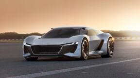Audi PB18 e-tron : le concept car électrique radical de la marque aux anneaux
